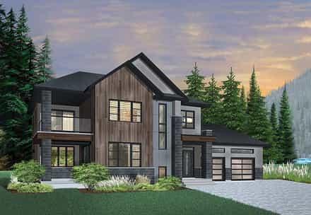 House Plan 76498