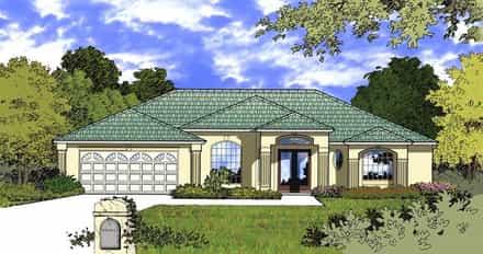House Plan 77344