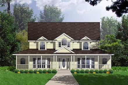 House Plan 77751