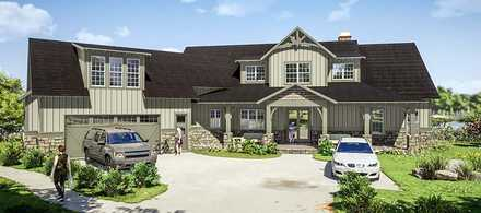 House Plan 78502