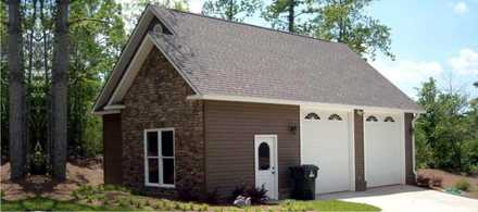 Garage Plan 78859