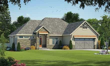 House Plan 80424