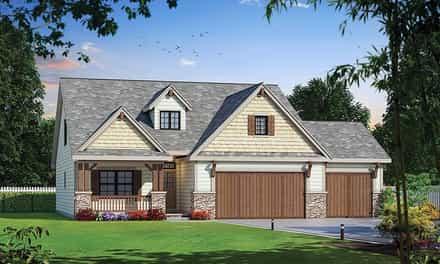 House Plan 80432