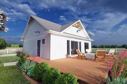 House Plan 80508