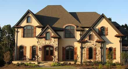 House Plan 80705