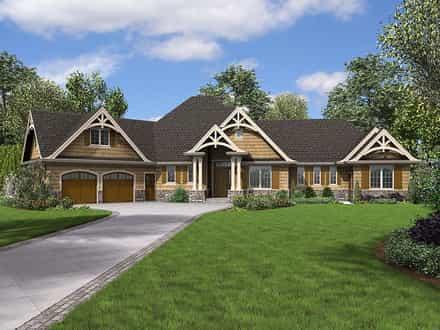House Plan 81272