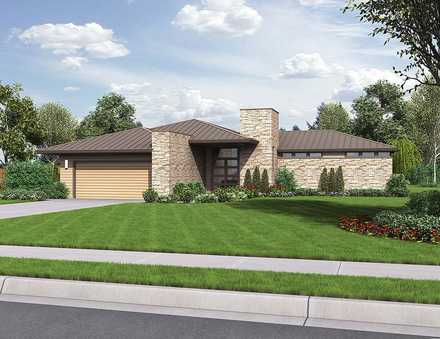 House Plan 81298