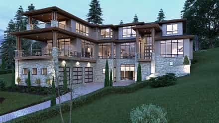 House Plan 81902