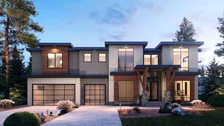 House Plan 81987