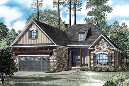 House Plan 82272