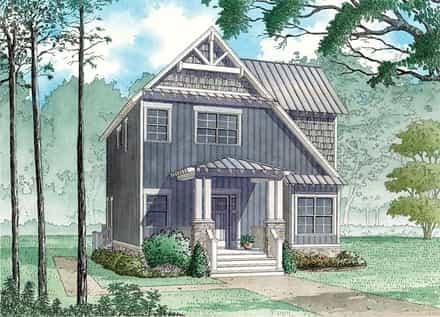 House Plan 82484