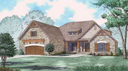 House Plan 82501