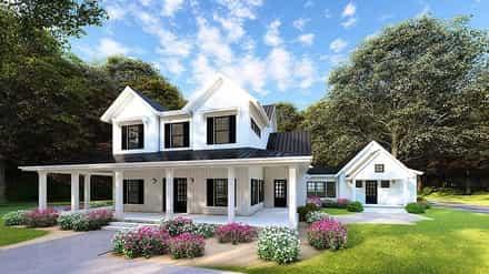 House Plan 82502