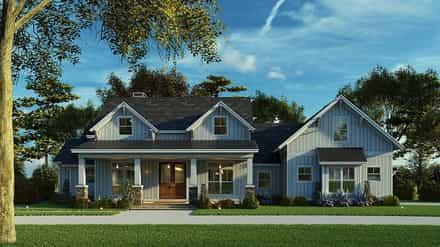 House Plan 82541