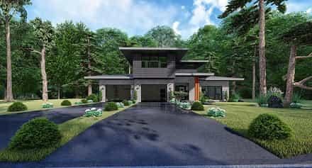 House Plan 82543