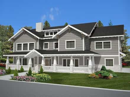 House Plan 85238