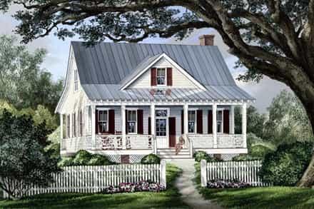 House Plan 86101