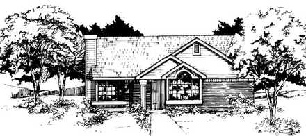 House Plan 88440
