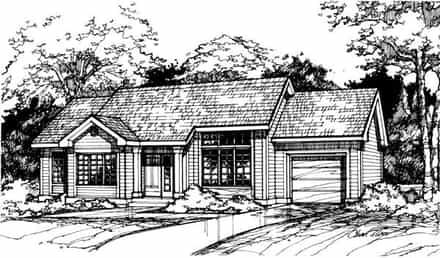House Plan 88461