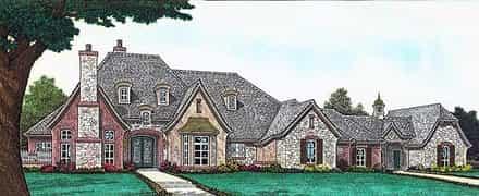 House Plan 89413