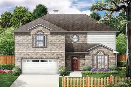 House Plan 89862