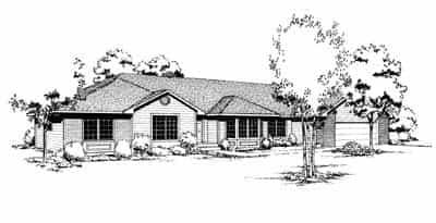 House Plan 91652