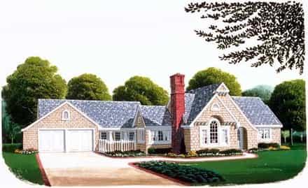 House Plan 95506