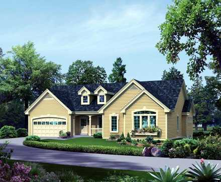House Plan 95877