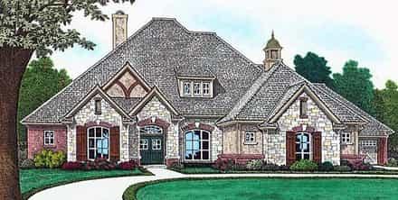 House Plan 96336
