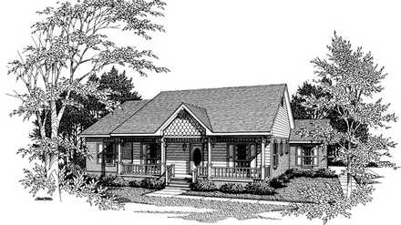 House Plan 96517
