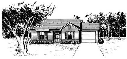 House Plan 96564