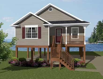 House Plan 96703