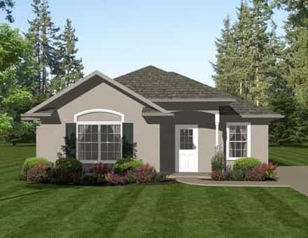 House Plan 96704