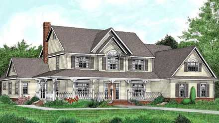 House Plan 96840