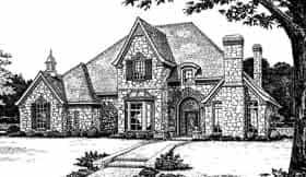 House Plan 98586