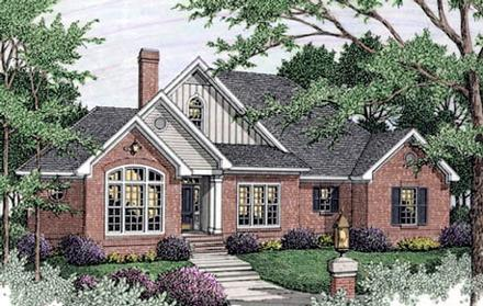House Plan 40017