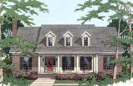 House Plan 40034
