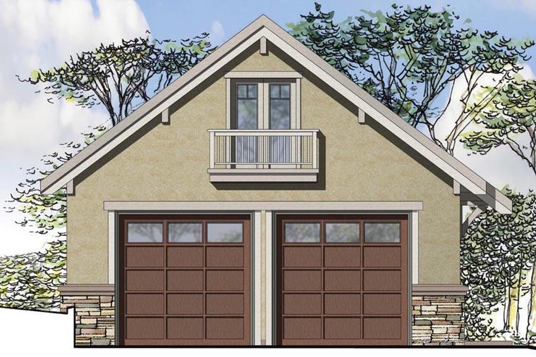 Garage Plan 41158