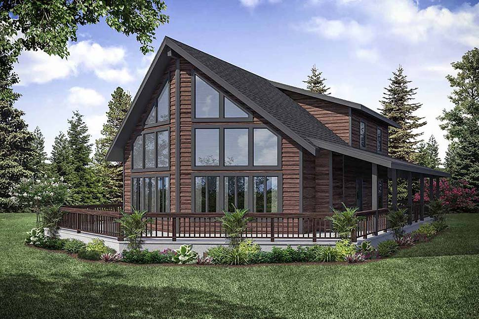 House Plan 41319
