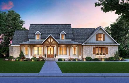 House Plan 41413
