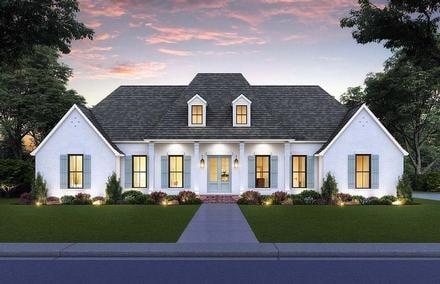 House Plan 41417