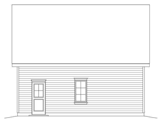 2 Car Garage Plan 45149 Picture 2
