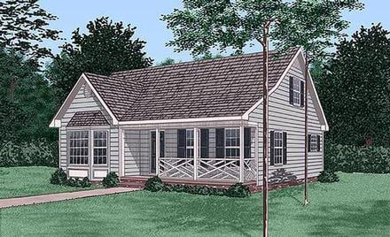 House Plan 45416