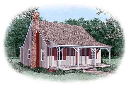 House Plan 45460