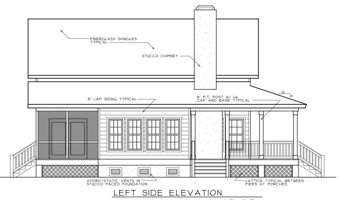 Country, Farmhouse House Plan 45628 with 3 Beds, 3 Baths Picture 2