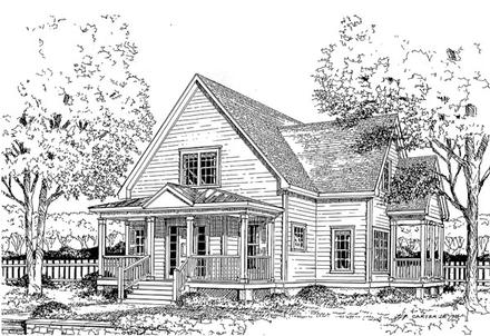 House Plan 45634