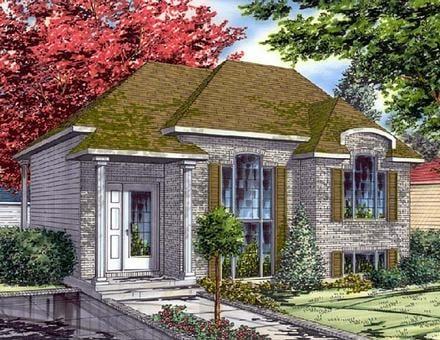 House Plan 48011