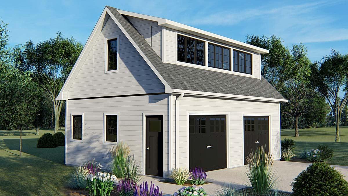 Garage Plan 50626