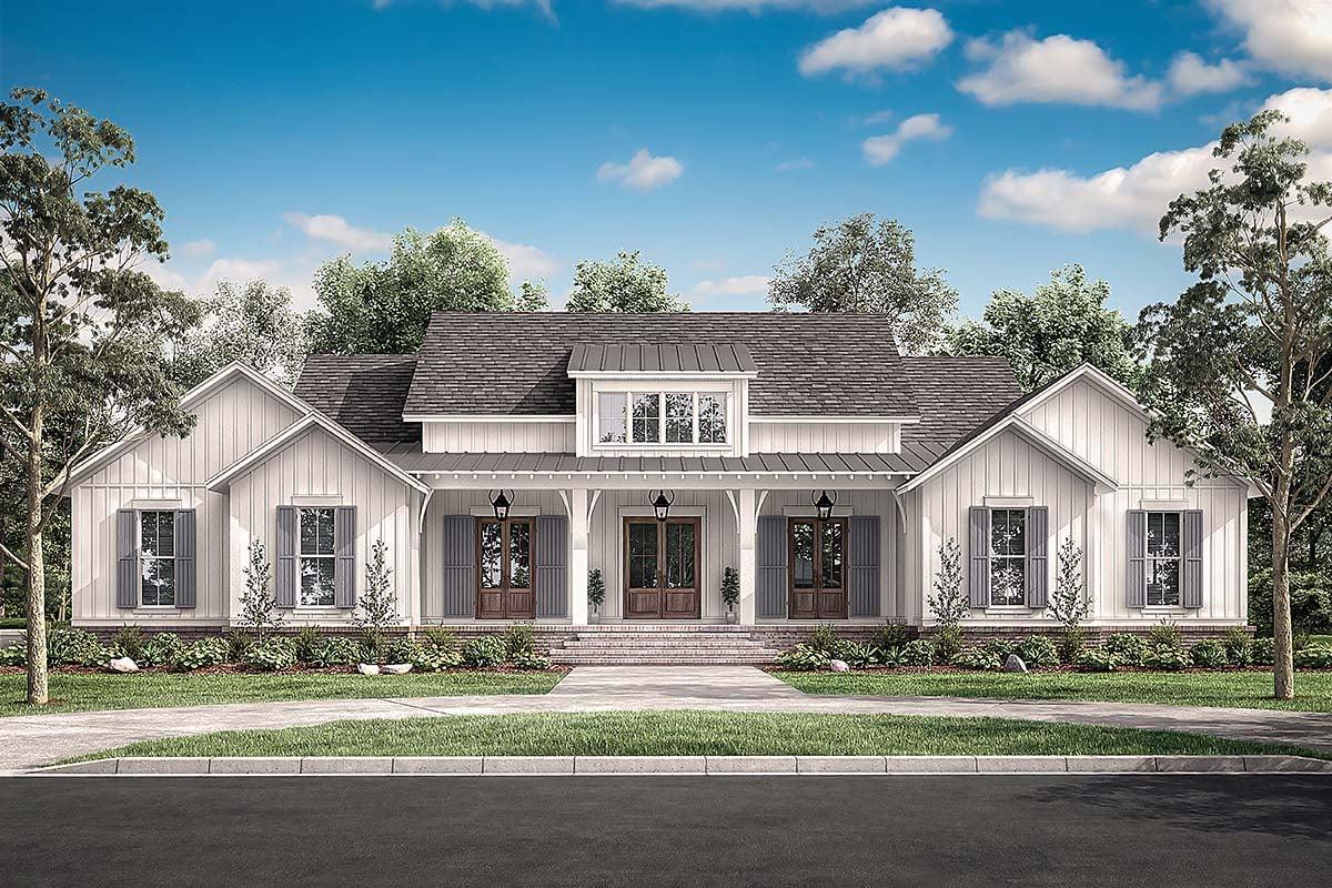 House Plan 51996