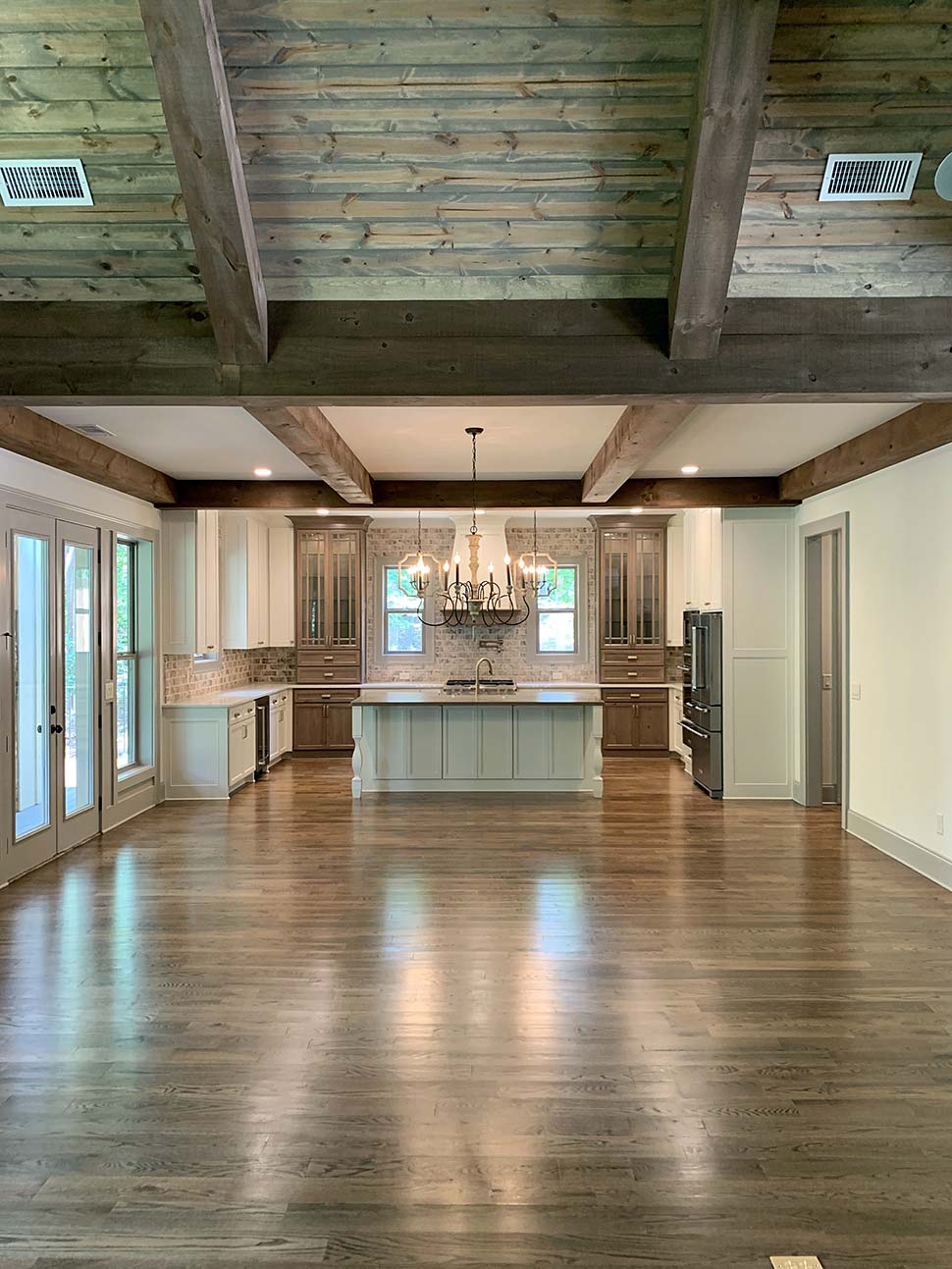 Country, Craftsman, French Country House Plan 52005 with 4 Beds, 4 Baths, 3 Car Garage Picture 7